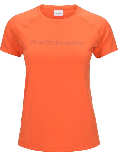 Peak Performance W's Gallos Co2 SS Tee Fresh Mandarin